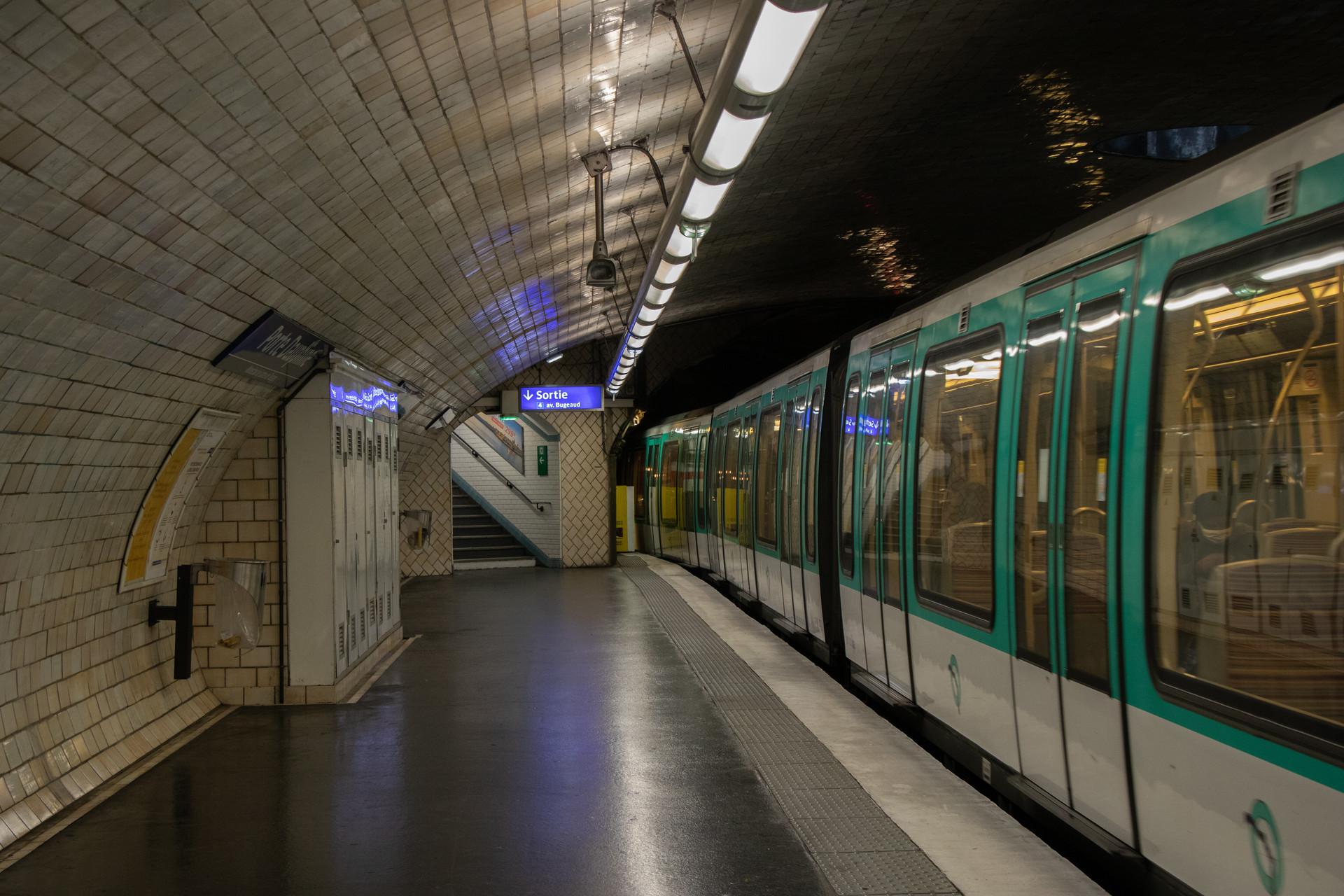 Metro Dauphine 2
