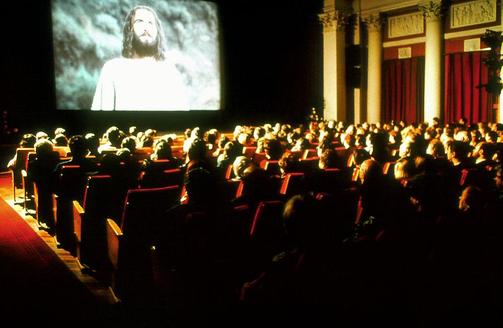 A Bible film adaptation of the Gospel