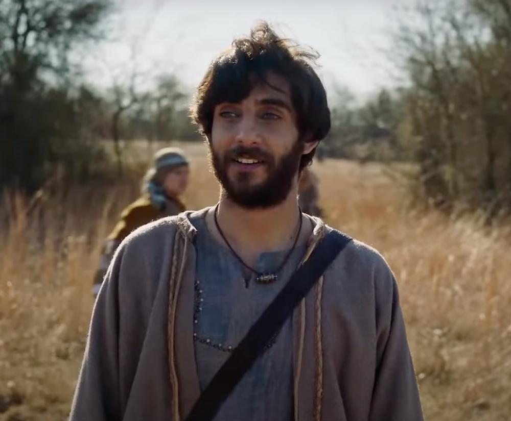 Luke Dimyan as Judas in The Chosen Season 2 Episode 8