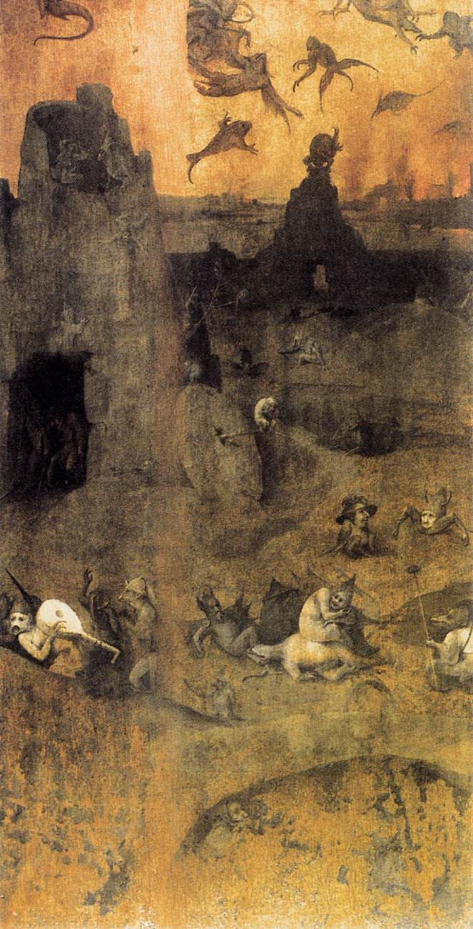 Nephilim in Genesis 6 Bible Art