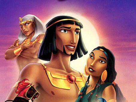 12 Bible Movie Adaptations for Easter and Passover: Prince of Egypt & Joseph King of Dreams