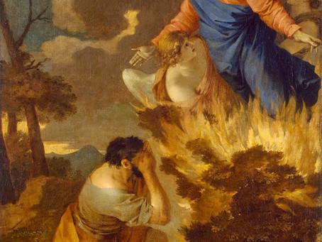 Season 1: The Burning Bush & the Bridegroom of Blood (Adapting Exodus)