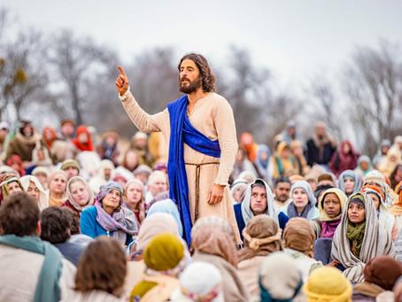 Judas, Matthew, & The Sermon on the Mount (Exploring The Chosen Season 2 Episode 8 with Youth)