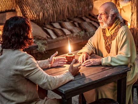 Did Nicodemus Follow Jesus? (Exploring The Chosen with Youth)