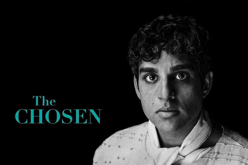 Paras Patel as Matthew in The Chosen