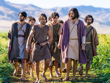 Life Among the Disciples of Jesus (Exploring The Chosen Season 2 Episode 3 with Youth)