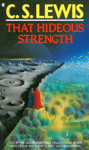 That Hideous Strength Cover