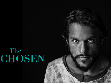 Simon Peter & Andrew in The Chosen (Adapting Biblical Characters)