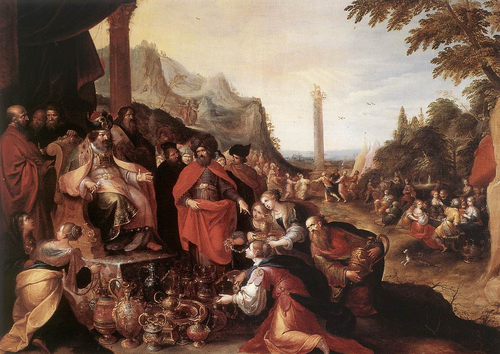 Frans Francken the Younger, Public domain, via Wikimedia Commons
