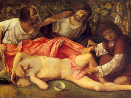Drunk Noah & Peeping Ham (Adapting Genesis 5-10)