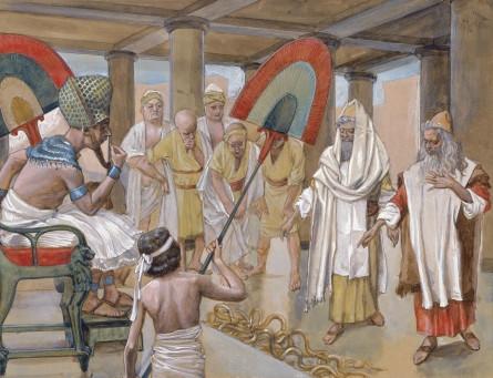 Season 1: Moses, Plague-Bringer & Liberator (Adapting Exodus)