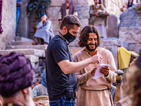 The Depiction of Jesus in Art, Film, and TV (Exploring The Chosen with Youth)
