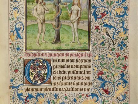 Fig Leaves & Fur Coats (Adapting Genesis 1-4)