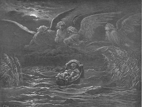 Season 1: Baby Moses in a Basket (Adapting Exodus)