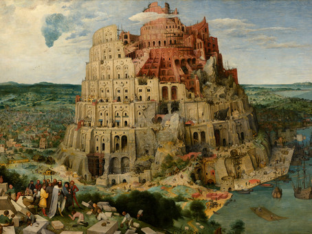 With Challenges Reaching to the Heavens (Adapting Genesis 10-11)
