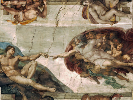 Naked Adam & the Talking Snake (Adapting Genesis 1-4)