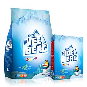 ICEBERG COLOR