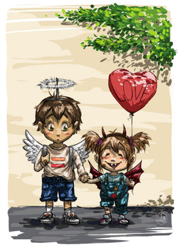 Kid's love