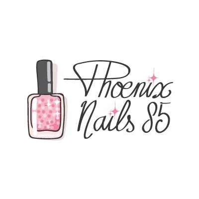 logo - Phoenix Nails 85