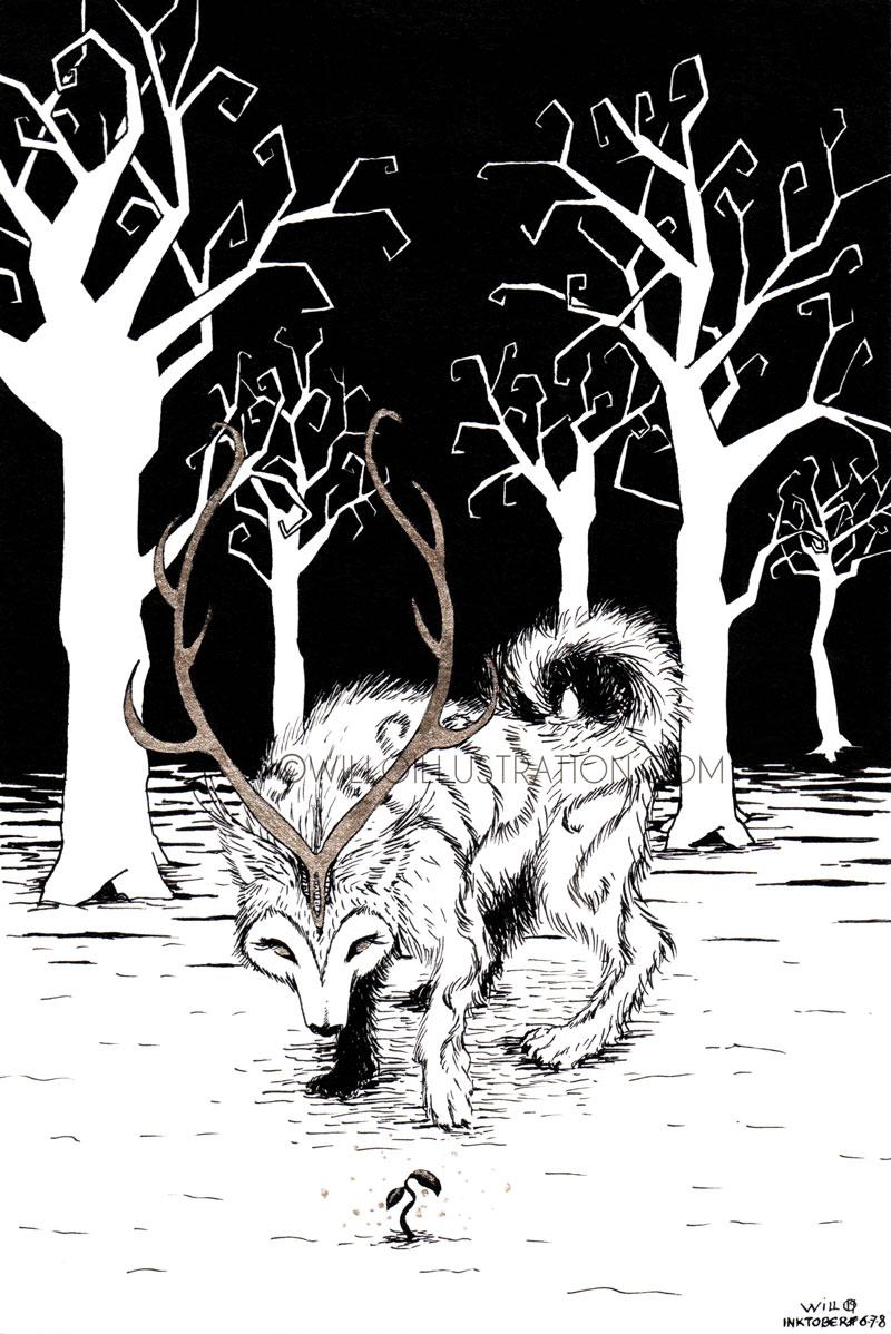 Husky - Enchanted - Frail