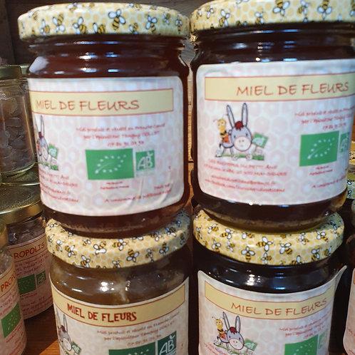 Miel de fleurs - 250 g