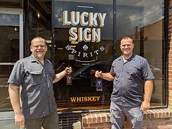 Lucky Sign Spirits Team.JPG