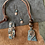 Thumbnail: Patina Wood Necklace Set