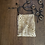 Thumbnail: Gold African Mudcloth Purse