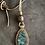 Thumbnail: Turquoise Blue Patina Necklace Set