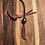 Thumbnail: Burnt Orange Agate Stone Necklace Box Set