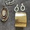 Thumbnail: Silver and Gold Plated Necklace Set