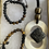 Thumbnail: Lava Rock Necklace and Bracelet Box Set