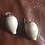 Thumbnail: Hematite Blue Stone Sea Shell Leather Necklace Set