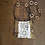 Thumbnail: Small African mudcloth purse