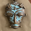 Thumbnail: African Mask Necklace