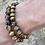 Thumbnail: Tiger's Eye Bracelets (set)