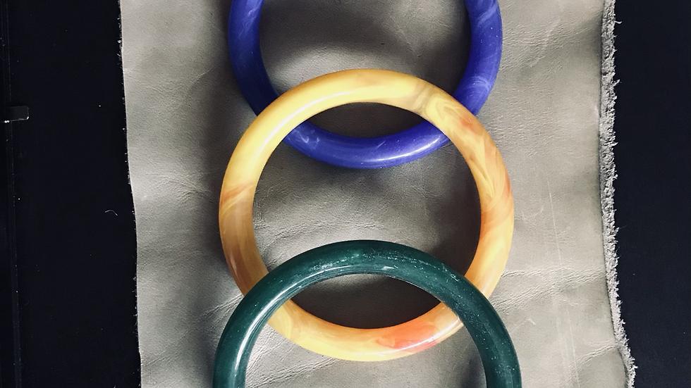 Glass Bangel (each)
