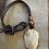 Thumbnail: Brown Leaf Necklace Box Set