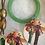 Thumbnail: Green Agate Stone Box Set