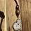 Thumbnail: White Agate Stone Necklace Set