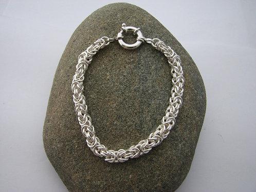5mm Byzantine Bracelet
