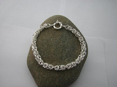 6mm Byzantine Bracelet