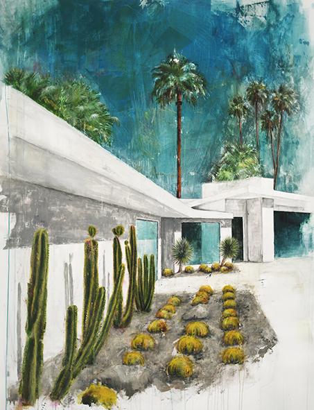 palm springs hotel zip