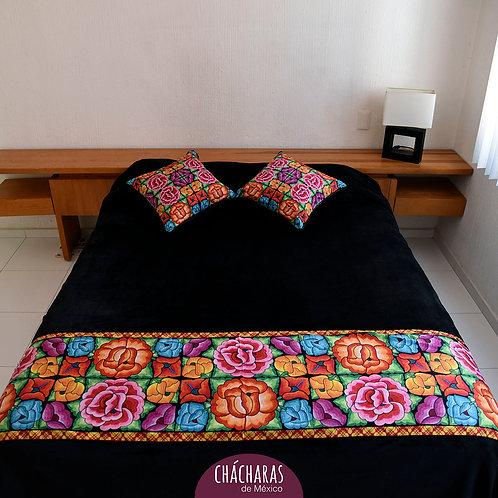 ropa de cama mexicana