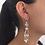 Thumbnail: Aretes Florinda Perlas