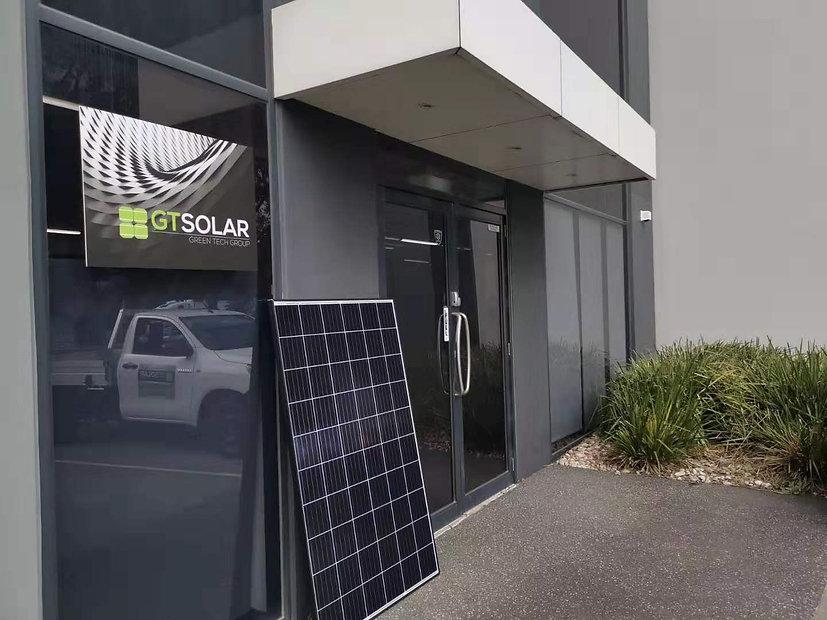 GT Solar Australia Main Office