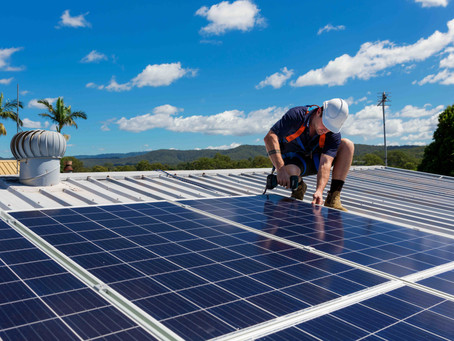 5 Reason Why You Should Go Solar Now