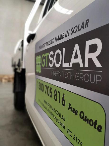 GT Solar Green Tech Group