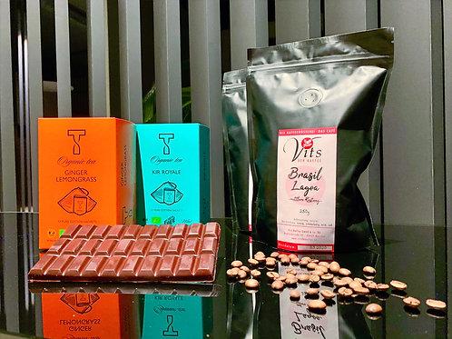 COFFEE & TEA BOX