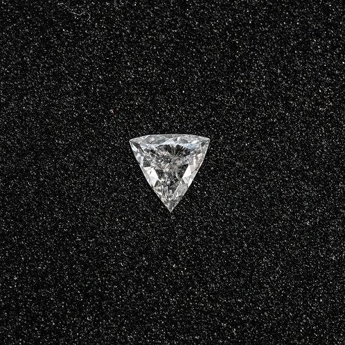 0,15 Karat Trillion-Schliff  - Top WesseltonVS